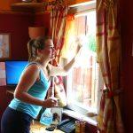 Dekomed-ablaktisztítás