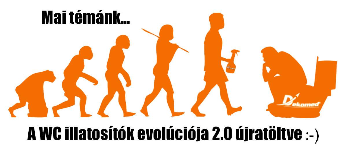 A WC illatosítók evolúciója 2.0 újratöltve