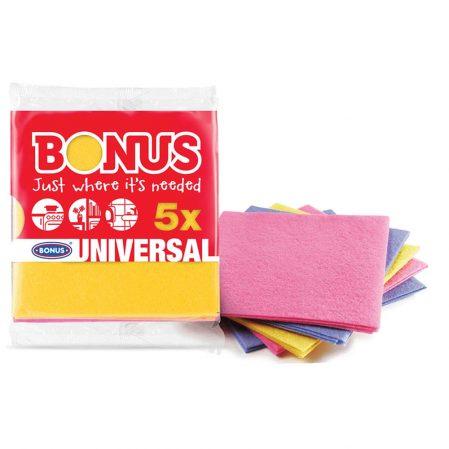 Bonus törlőkendő 5 db-os Tisztítószer Webáruház