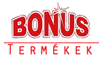 Bonus termékek