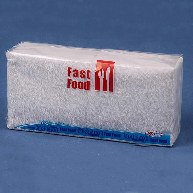 Fast Food Éttermi szalvéta Tisztítószer Webáruház