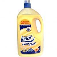 LENOR Linen Care SUMMER textilöblítő szuperkoncentrátum 4 literes