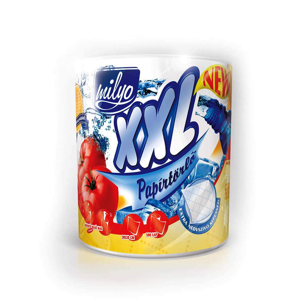 Milyo XXL papírtörlő Tisztítószer Webáruház
