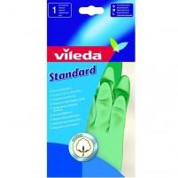 Vileda Sandard háztartási gumikesztyű S-M-L méret Tisztítószer Webáruház