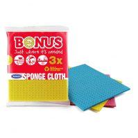 Bonus szivacskendő 3 db-os