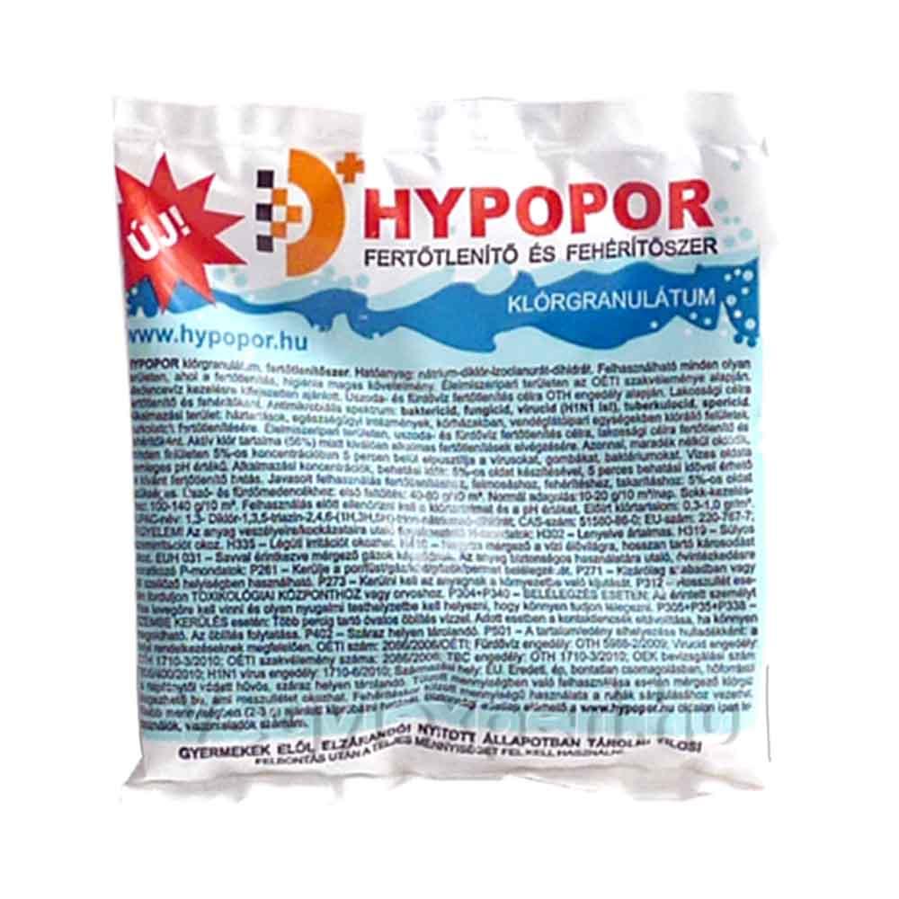 Hypopor szerves klór granulátum 50 gramm