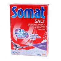 SOMAT vízlágyító só mosogatógépbe 1,5 kg
