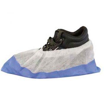 cipővédő zsák kék-fehér 50db_
