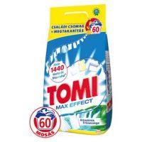 Tomi Kristály mosópor 4,2 kg fehér ruhákhoz 60 mosásra