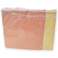 Müller Lady Gastro pasztel színekben 32x32 cm 2 rétegű 60 darab