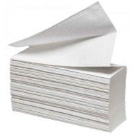 Z vagy V hajtogatott papír kéztörlő 2 rétegű 80% cel