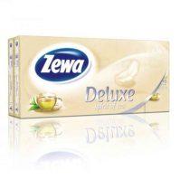 Zewa deluxe papírzsebkendő 3rétegű-100db spirit of tea